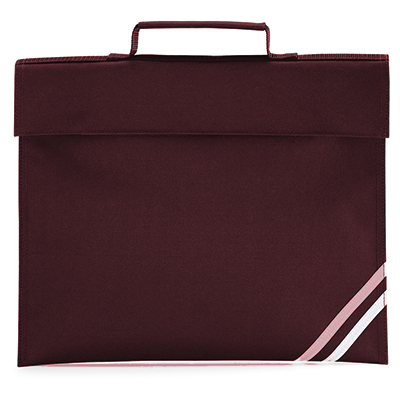 pyf_bb - Book Bag - Burgundy - Allwear Solutions